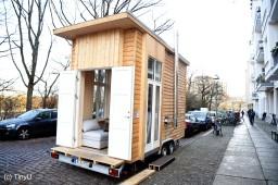 Das Minihaus auf Rädern